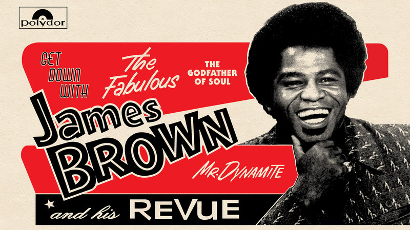 Get Down with James Brown: Live At The Apollo Vol. 4